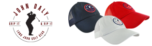 FREE John Daly Trucker Cap w/ Outerwear Purchase!