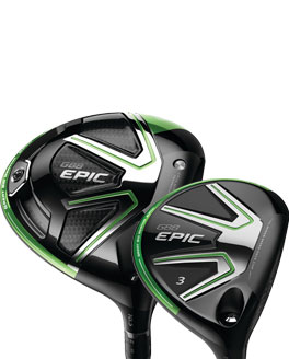 New For 2017! Callaway GBB Epic Clubs at Rock Bottom Golf!