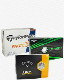 99¢ Golf Ball Personalization at Rock Bottom Golf!