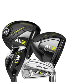 TaylorMade 2017 M Family Pre-Sale!