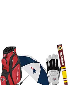Support Your Favorite Team! NFL Gear at Rock Bottom Golf