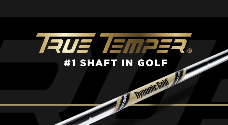 True Temper Golf Shafts Banner