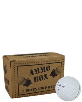 Used Golf Balls at Rock Bottom Golf!