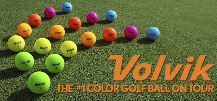 Volvik Golf Balls at Rock Bottom Golf