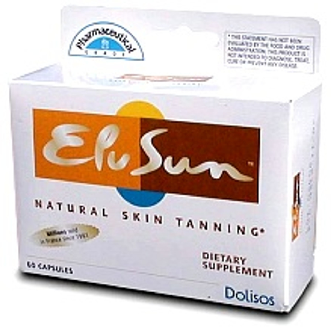 Dolisos Elusun 60ct to Maintain Healthy Tans
