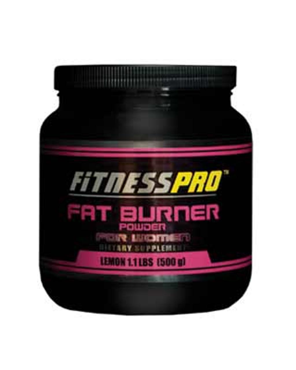 Fat Burner Powder for Women 500g Fitness Pro