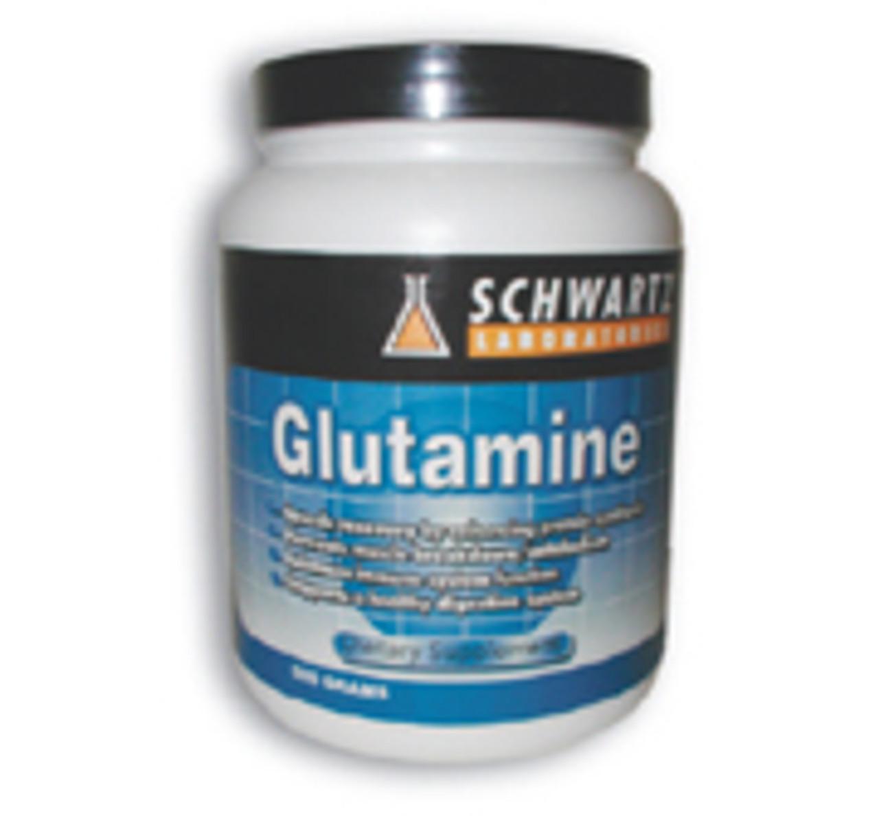 L-Glutamine 1000g Schwartz Labs