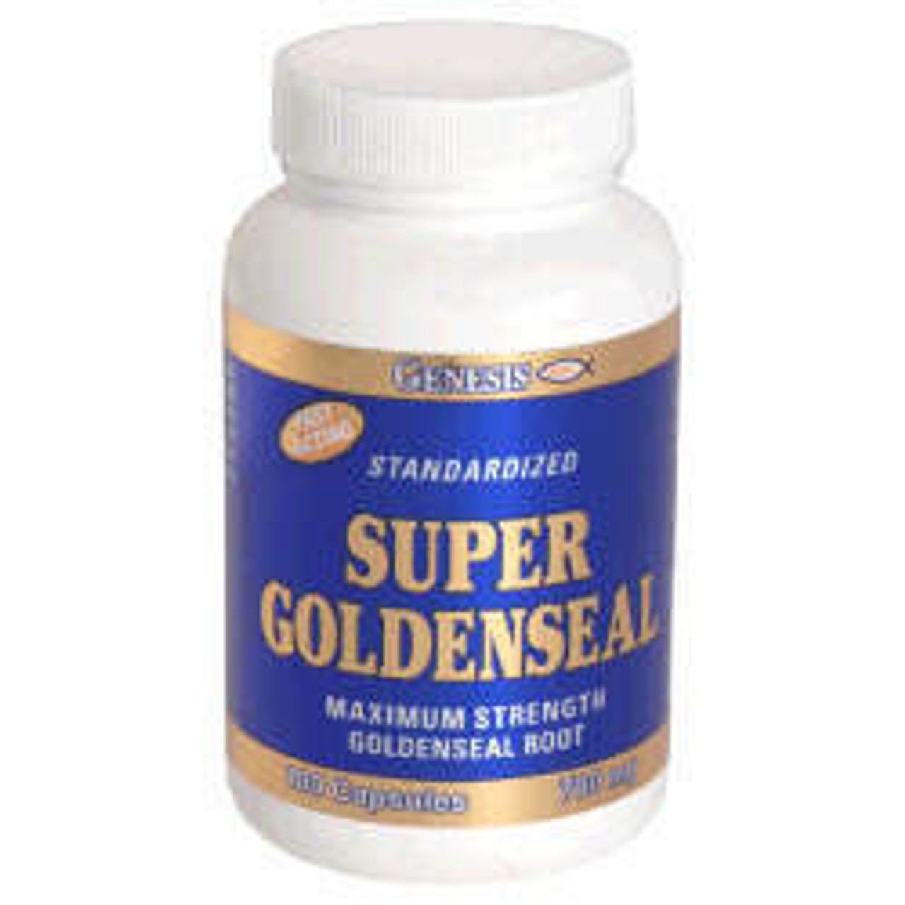Super Goldenseal 100ct Genesis Nutrition
