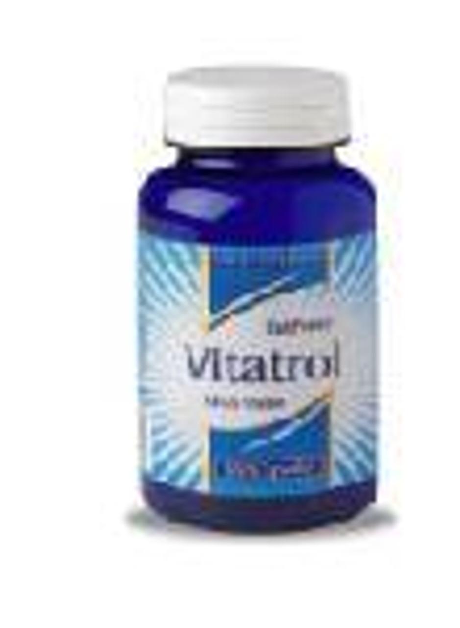 Vitatrol Multi-Vitamin 120ct Foundation Nutriceuticals