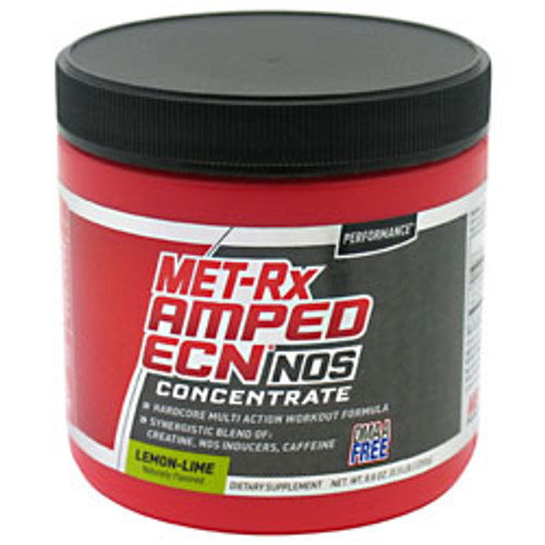 Amped ECN NOS Concentrate 250g Met-Rx