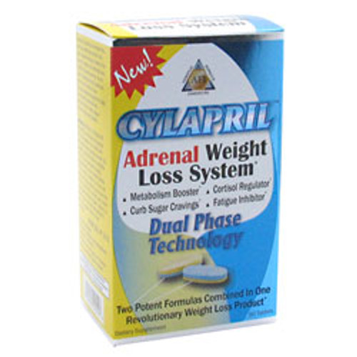 Cylapril (Adrenal Weight Loss System) 90ct
