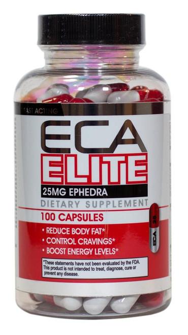 EPH 100 Ephedra Fat Burner By Hard Rock Supplements