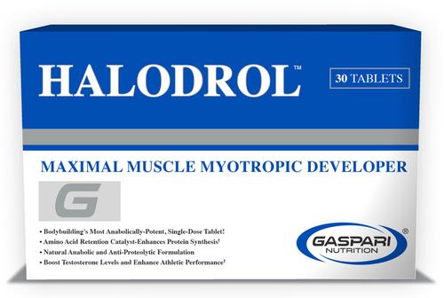 Halodrol 30ct Gaspari Nutrition
