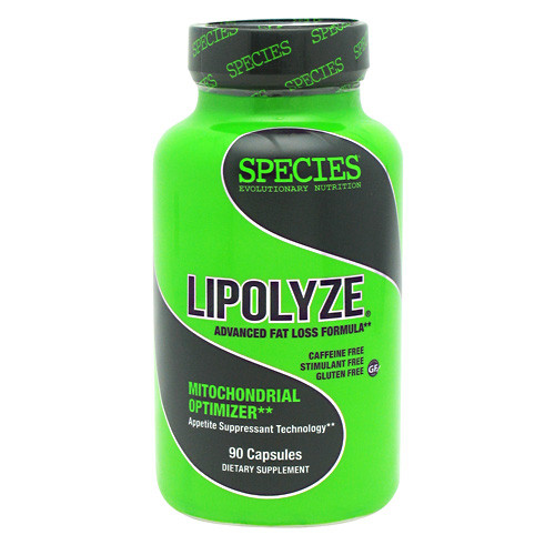 Lipolyze by Species Nutrition 90ct