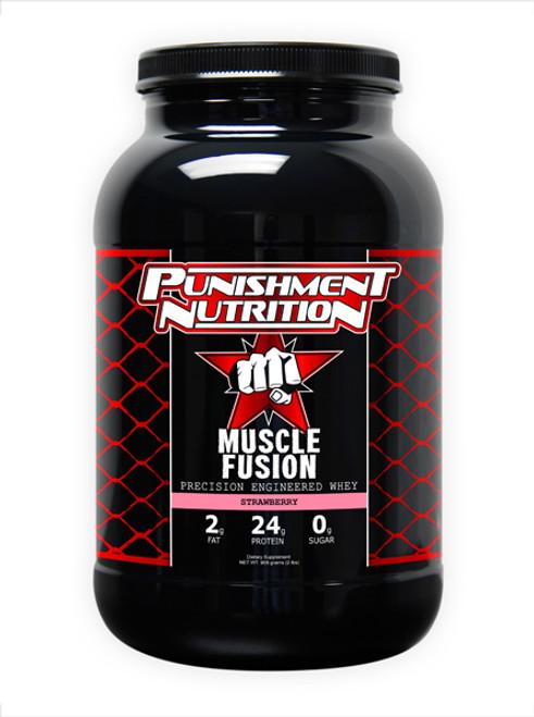 Muscle Fusion 2lb Punishment Nutrition