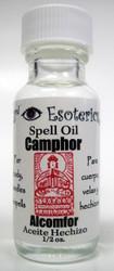 Camphor Spell Oil