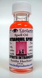 Intranquil Spirit Spell Oil