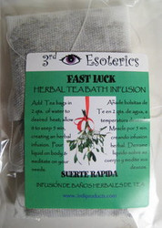 Fast Luck Herbal Tea Bath