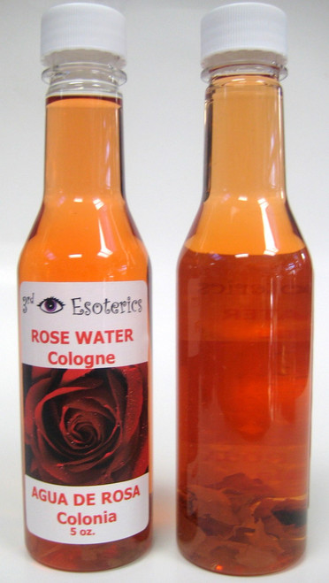 Rose Water Cologne