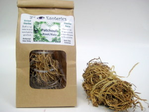 Patchouli Root