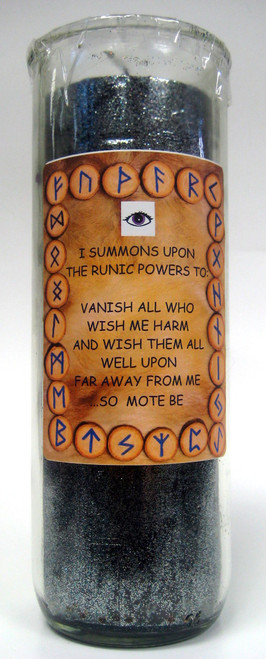 Runic Powers Vanishing Candle