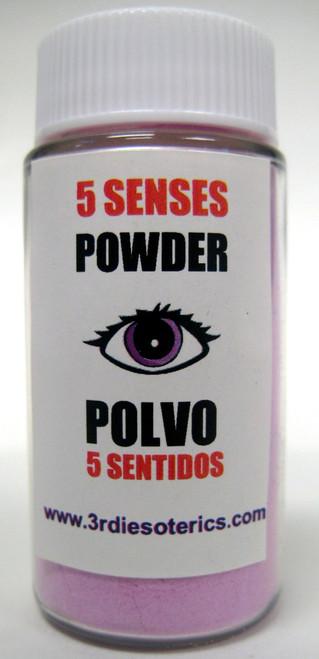 Five Senses Magickal Powders