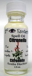 Citronella Spell Oil
