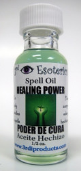 Healing Power Spell Oil