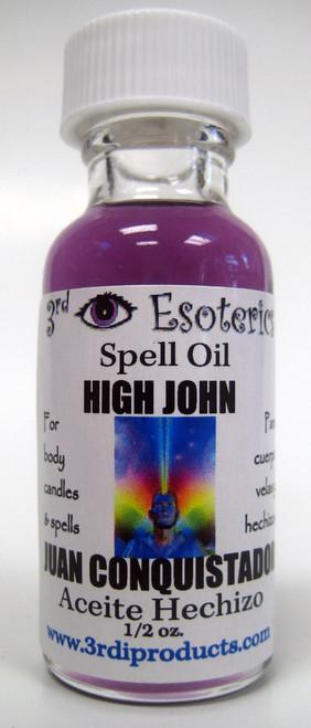 High John Spell Oil