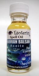 Peruvian Spell Oil