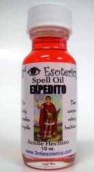 San Expedito Spell Oil