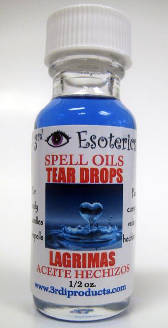 Tear Drop Spell Oil