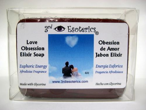Love Obsession Elixir Pheromone Soap