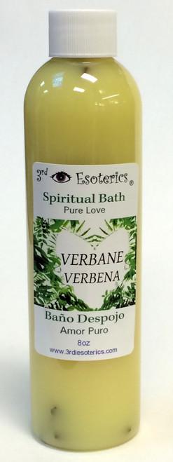Spiritual Aura Cleansing Bath  Verbane