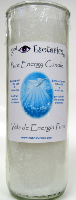 Pure Energy Candle