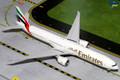 G2UAE596 Gemini Jets Emirates Air B777-300ER Model Airplane