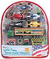 WTBPR WowToyz Racing Vehicles 10 Piece w/Backpack