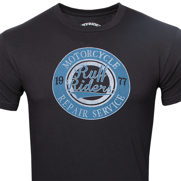 Ruff Riders Cycle Works Tee
