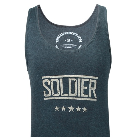 """RUFF RIDERS """"The SOLDIER"""" Tank"""