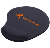 Mousepad with Gel Wrist Rest