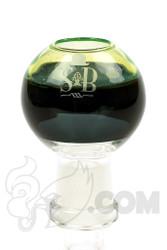 Sheldon Black - 14mm SB Slyme Glass Dome