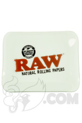 RAW - Large Limitied Edition Glass Rolling Tray