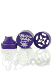 Santa Cruz Shredder - Vogue 3 Piece Purple Spray Can Grinder