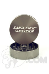 Santa Cruz Shredder - 2 Piece Medium Grey Grinder
