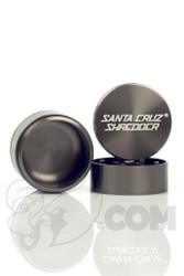 Santa Cruz Shredder - 3 Piece Small Grey Grinder
