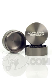 Santa Cruz Shredder - 3 Piece Medium Grey Grinder