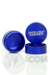 Santa Cruz Shredder - 3 Piece Medium Purple Grinder