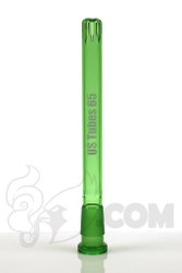 Replacement Downstem Transparent Green 65