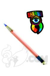 Sherbet Glass - Glass Pencil Dabber CFL Serum with Blue Tip