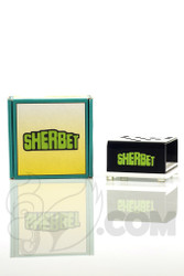 Sherbet Glass - Pencil Stand in Green